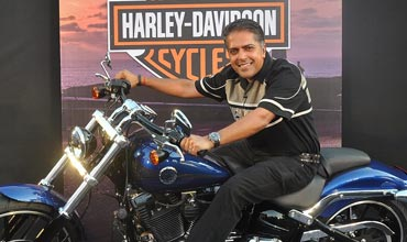 Harley Davidson India MD Anoop Prakash posted to Canada
