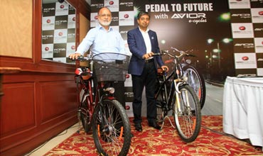 Hero Electric launches Avior e-cycles for Rs.19290