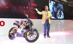 Hero MotoCorp demonstrates technological prowess