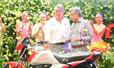 Hero MotoCorp sets up global facility in Colombia, a first for the company