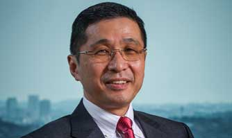 Hiroto Saikawa is new Nissan CEO; Carlos Ghosn continues as Chairman