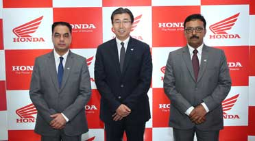 Honda 2 Wheelers commits Rs 800 crore investment for 2018-19