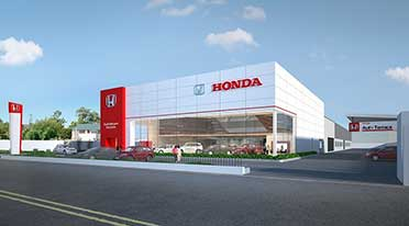Honda Cars India implements new corporate Identity for dealer network