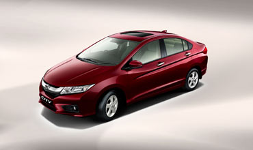 Honda Cars India records 163 pc sales growth in Dec 2014