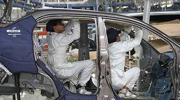 Honda Cars India temporarily suspends production operations in Greater Noida, Tapukara
