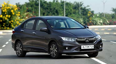 Honda City is highest selling mid-size sedan in CY 2017