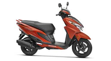 Honda Grazia sales cross 100,000 mark