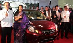 Honda begins car production from Tapukara plant