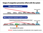 Honda technology to study traffic congestion