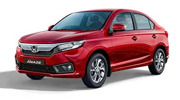 Honda's all new Amaze crosses 50,000 sales mark