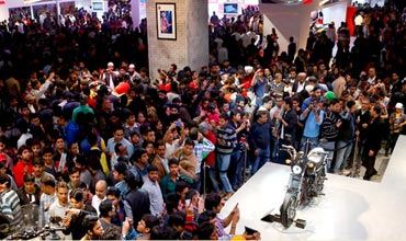 House Full at Auto Expo –The Motor Show 2016