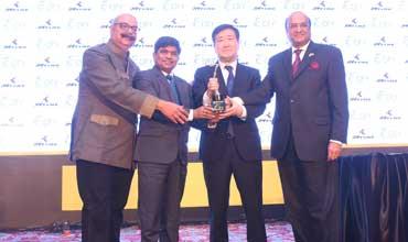 Hyundai Creta wins ICOTY 2016 award