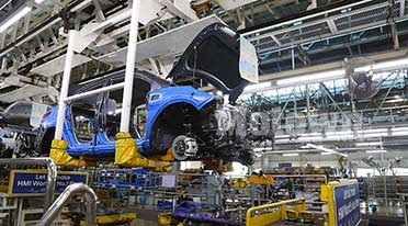 Hyundai Motor India suspends manufacturing operations