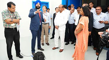 ICAT inaugurates new modern automotive test facilities