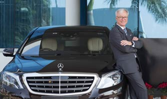 Increase in GST cess on luxury cars will reverse positive momentum, says Mercedes