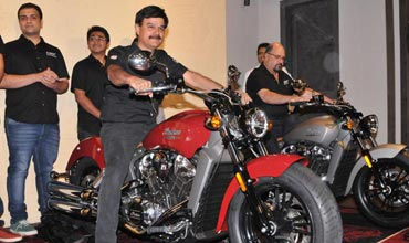 Indian Motorcycle opens its fourth dealership; Hyderabad outlet inaugurated