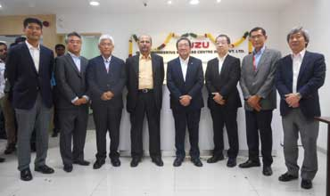 Isuzu Engineering Business Centre India formed for R&D and sourcing