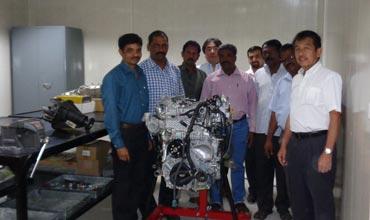 Isuzu Motors India trains ITI trainers in Chennai