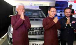 Isuzu launches D-Max, MU-7 in UP market