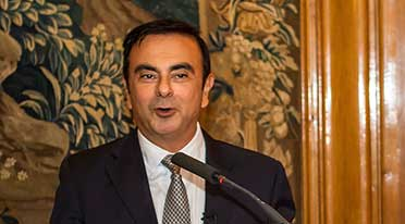 It's official now, Carlos Ghosn discharged from Nissan Chairman post