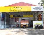 JK Tyre Truck Wheels Service Centre in Vijayawada