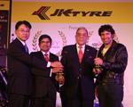 JK Tyres awards 2014 ICOTY & IMOTY