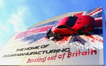 JLR sales rock with the power of dragon China