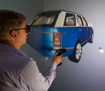 JLR virtual engineering research programme in UK