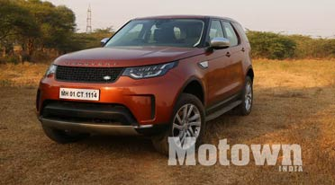 Jaguar Land Rover India sales grow 49 pc in 2017 at 3954 units