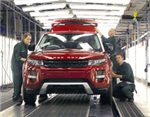 Jaguar Land Rover begins 24 hour shift at Halewood