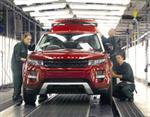 Jaguar Land Rover begins 24 hour shift at Halewood