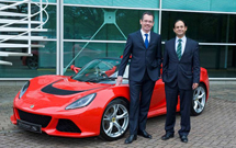 Jean-Marc Gales is new CEO of Group Lotus