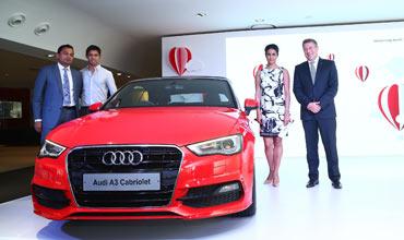 Joe King, celebrities inaugurate Audi 2nd outlet in Bengaluru