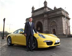 Kapila Perrera is Head, After Sales, Porsche India
