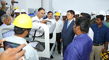 Kia Motors India inaugurates 5 acre training centre at Anantpur Plant