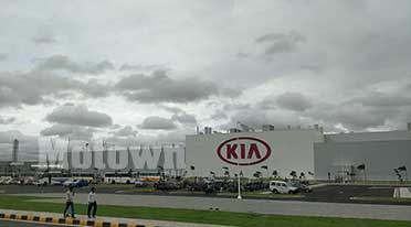 Kia Motors India temporarily suspends operations at Anantpur plant