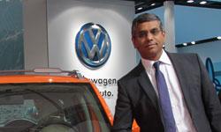 Kodumudi, Group Chief Rep, VW Group, India