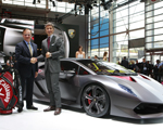 Lamborghini -Callaway tie-up on R&D front