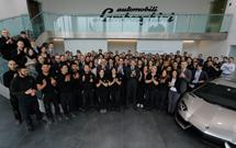 Lamborghini is 'Employer of Choice'