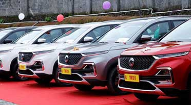 MG Motor India retails 1,508 units of Hector SUV in first month