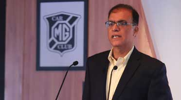 MG Motor India to invest Rs 5000 crore in six years time, says Chaba