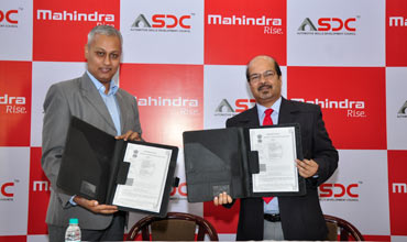 M&M, Automotive Skills Development Council sign MoU
