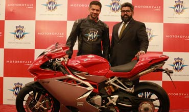 MV Agusta officially enters India through Kinetic Group