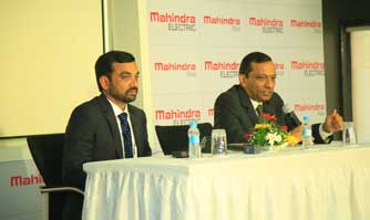 Mahindra Electric unveils roadmap for making next gen electric vehicles