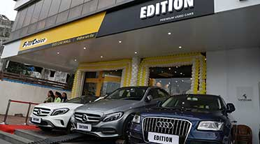 Mahindra First Choice Wheels enters premium used cars business with 'Edition'