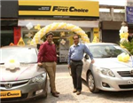 Mahindra First Choice Wheels new dealership
