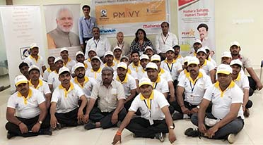 Mahindra Logistics successfully trains 10000 drivers across India
