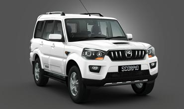 Mahindra Scorpio registers its highest ever annual sales in FY15