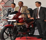 Mahindra Two Wheelers commences exports