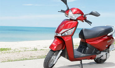 Mahindra Two Wheelers sells 13,445 units in Dec 2014